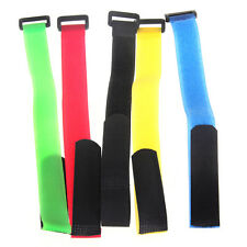 5pcs Battery Tie Down Strap 30 x 2 cm for RC Helicopter