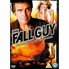 The Fall Guy - Complete Season 2 (Series Two) Box Set | New | DVD