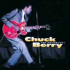 CHUCK BERRY - THE ANTHOLOGY 2 CD NEU