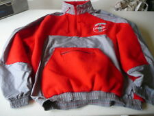 sweat shirt Coca-Cola tiddu et polaire  XL rouge et gris