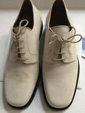 Gianni Versace Suede Tie Shoes - Size 6