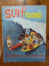 SURFTOONS PETERSON'S NUMBER 1 SURFING SURF MAGAZINE
