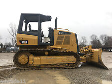 2012 Cat D3K2 XL Track Bulll Dozer 6-Way Blade Bulldozer Crawler Loader Tractor
