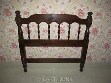 Ethan Allen Twin Spindle Headboard Antiqued Old Tavern Pine 12 5622
