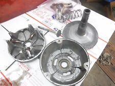 1976 POLARIS TX 440 parts: PRIMARY DRIVE CLUTCH