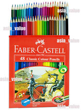 FABER CASTELL Classic Color Set 48 Pencils ( Shipping With Tracking Number)