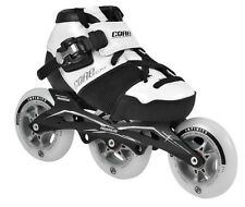 Powerslide Icon Jr adjustable speed skates fits sizes 1-4