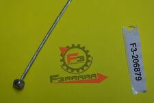 F3-206879 cavo filo FRIZIONE MOTOZAPPA 2,5 mm testa quadra - Vespa HP V FL2