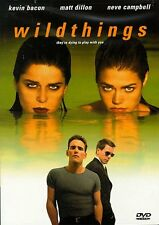 Brand New DVD Wild Things Theresa Russell Daphne Rubin-Vega Matt Dillon Bill