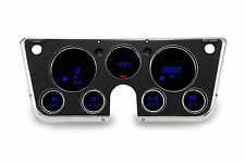 67-72 Chevy GMC Truck DIGITAL Dash Instrument Cluster Gauges Intellitronix BLUE!