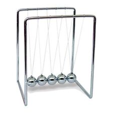 Newton's Cradle Kinetic Motion Desk Toy Office Executive Desktop Ball Toy NEW