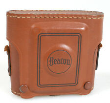 BEACON LEATHER CAMERA CASE VINTAGE