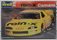 RAIN X CHEVY CAMARO Z28 33 SCCA TRANS AM RACE CAR 1994 93 FS REVELL MODEL KIT