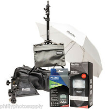 Phottix Scott Kelby Mitros+ TTL Flash and Odin TCU TTL Flash Trigger Kit- Canon