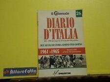 ART 5.664 RIVISTA N. 26 DIARIO D'ITALIA 1961-1965 LA PRIMA AVVENTURA COLONIALE