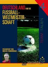 Deutschland und die Fußballweltmeisterschaft - Team Italien ( Doku ) DVD