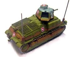 Milicast BF07 1/76 Resin WWII French Somua S35 Cavalry Tank