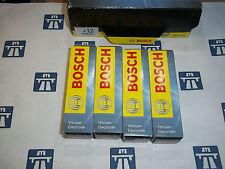 4 X BOSCH 0 242 240 592 ( WR6DC+ )  Spark Plugs Vag, Volvo, Alfa, Peugeot etc.