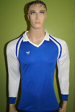 erima vintage Trikot West Germany blau weiss #13 Gr. M 5/9