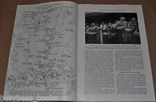 1945 magazine article about Tai Shan, sacred mountain, CHINA, Taishan