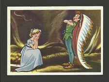 Walt Disney Peter Pan Vintage Card From Belgium #104