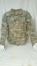 used large long ACU jacket military army navy surplus durable