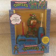 Talking Toothbrush - Raphael - Teenage Mutant Ninja Turtle - NEW - TMNT