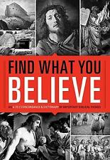 A to Z: Find What You Believe by Thomas Nelson Publishing Staff (2013,...