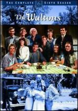 Waltons: The Complete Sixth Season [6 Discs] (2012, REGION 1 DVD New)