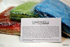 25 NEW Joe Campanelli Micro Fiber All Purpose Cleaning Cloths Towels Mix Colors
