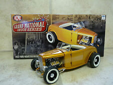 1:18 GMP / ACME 1932 FORD GRAND NATIONAL DEUCE SERIES 2 - A1805007 - PAGAN GOLD
