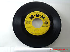 CONWAY TWITTY-(45)-IMPORT FROM U.K. - LONELY BLUE BOY / MY ONE AND ONLY YOU-1960