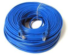 200FT 30M BLUE CAT5 RJ45 ETHERNET LAN NETWORK PATCH CABLE