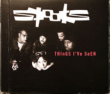 """SPOOKS  """"Things I've Seen""""  5-Track-Maxi-CD 2000"""
