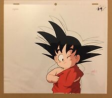 *SALE* Dragonball DRAGON BALL Toei Production Cel Chibi Son Goku