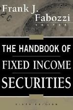The Handbook of Fixed Income Securities, 6th Edition-ExLibrary