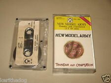 NEW MODEL ARMY - Thunder And Consolation - MC Cassette tape 1992/1797