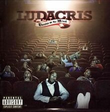 Theater of the Mind [PA] by Ludacris (CD, Nov-2008, Def Jam (USA) NEW AND SEALED