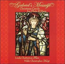Gabriels Message-Christmas Carols for Flute & Harp
