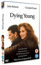 DYING YOUNG - DVD - REGION 2 UK