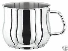 Stellar 1000 Stainless Steel Induction 14cm Milk Pot Pan Jug S102