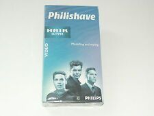 Philishave Hair Clipper 600 Serie VHS Video Modelling and Styling