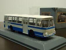 1:72 LiAZ 677 City Bus - USSR / Russia - Diecast Metal - New, Sealed - Eaglemoss