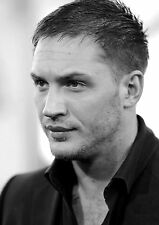 TOM HARDY  Photo Poster Print A4 260gsm