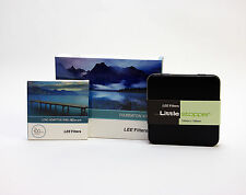 Lee Filters Foundation Holder Kit + Lee Little Stopper & Lee 82mm Wide Ring