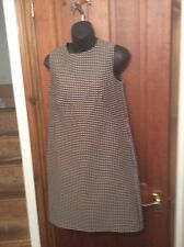 Designer ISAAC MIZRAHI Shift Dress Small