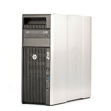 HP z620 Xeon e5-1603 2.80ghz 8gb ddr3 PC Workstation RAM WIN 8 PRO 500gb