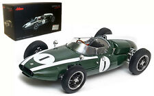 Schuco Cooper T53 #1 British GP 1960 World Champion - Jack Brabham 1/18 Scale