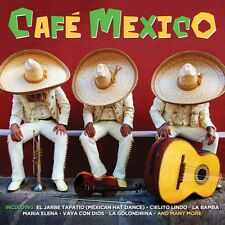 Cafe Mexico - Best Of Mexican Music Across 2CDS (2CD 2013) NEW/SEALED