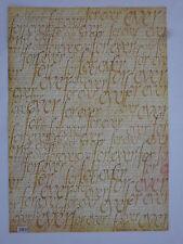 papier peint pour cartonnage ou reliure (thème:pour toujours, for ever) 68X48cm